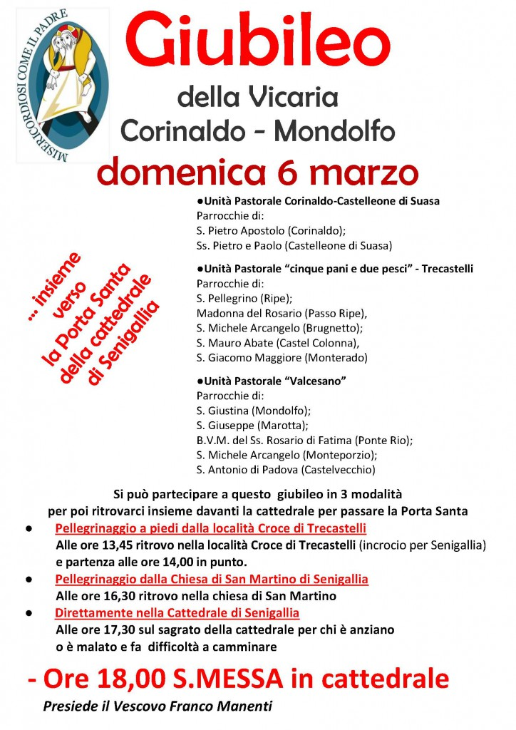 Guidileo Vicaria Corinaldo -Mondolfo